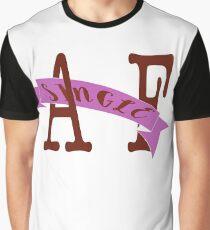single af graphic t shirt