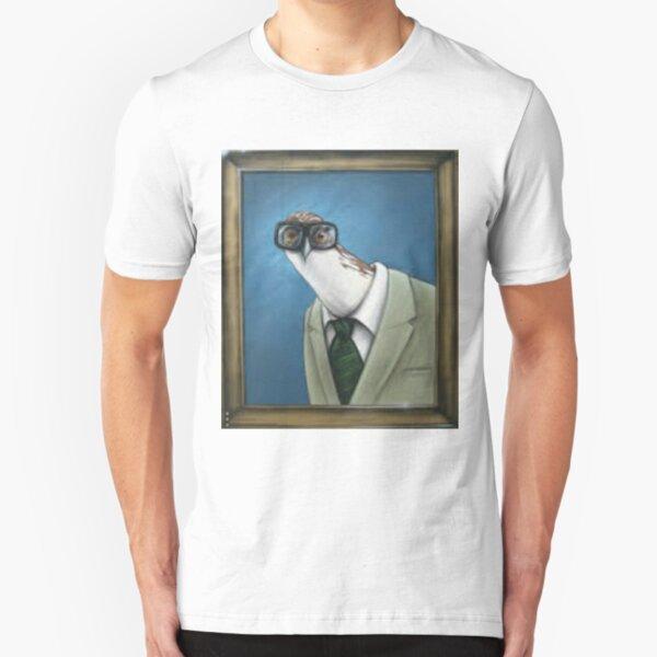 Who.....hooooos that? Slim Fit T-Shirt