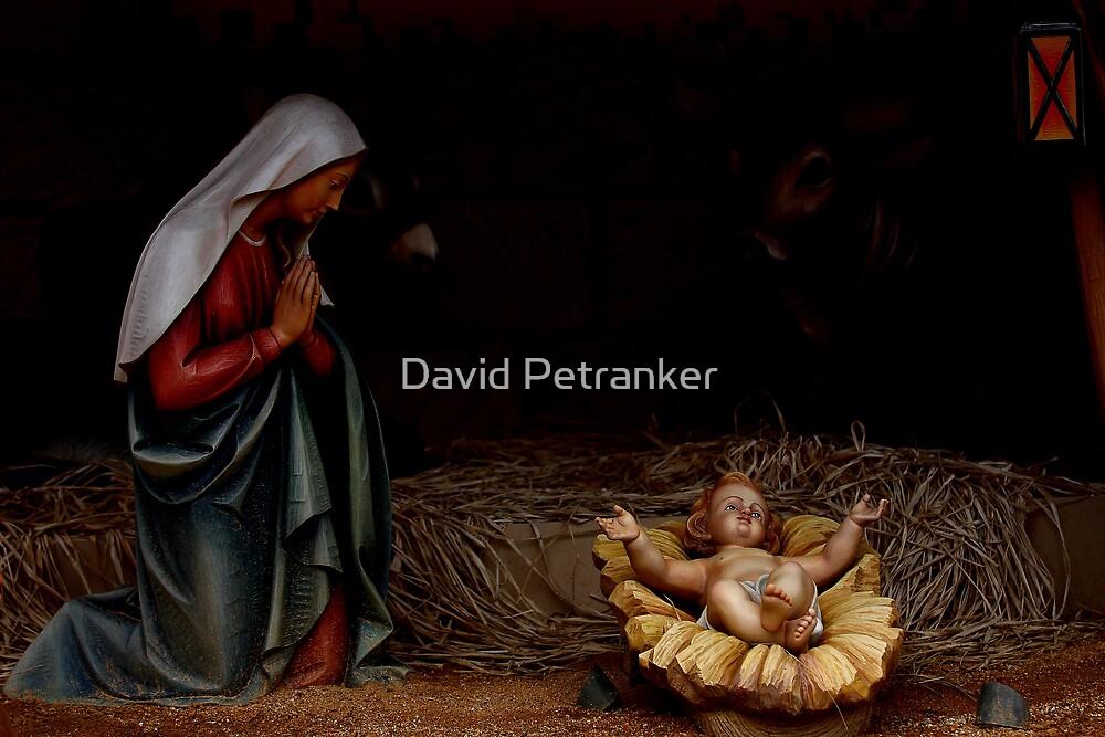 Mary & Jesus by David Petranker