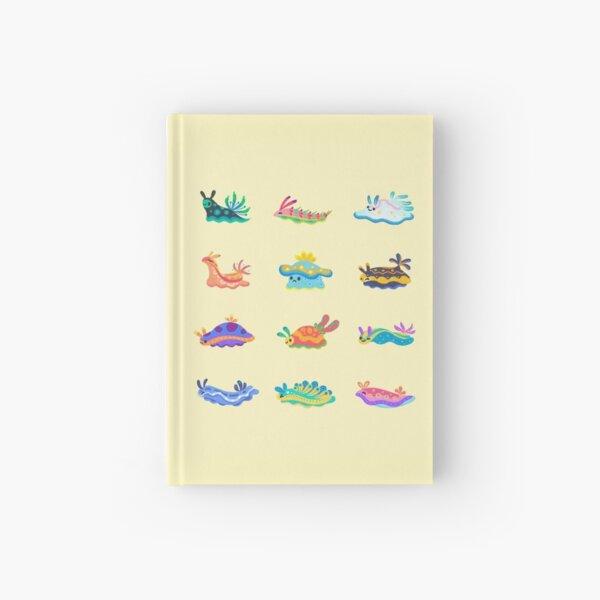 Sea slug Hardcover Journal