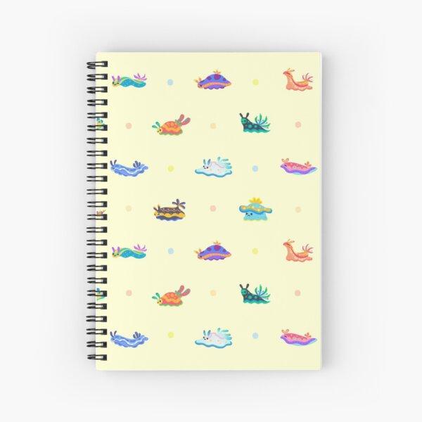 Sea slug Spiral Notebook