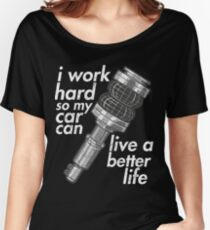 Airride better life for car Women's Relaxed Fit T-Shirt