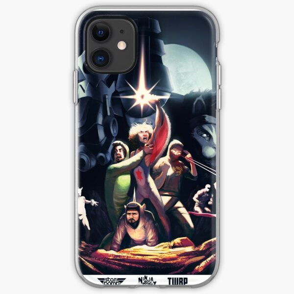 NSP TWRP Star Bomb iPhone Soft Case