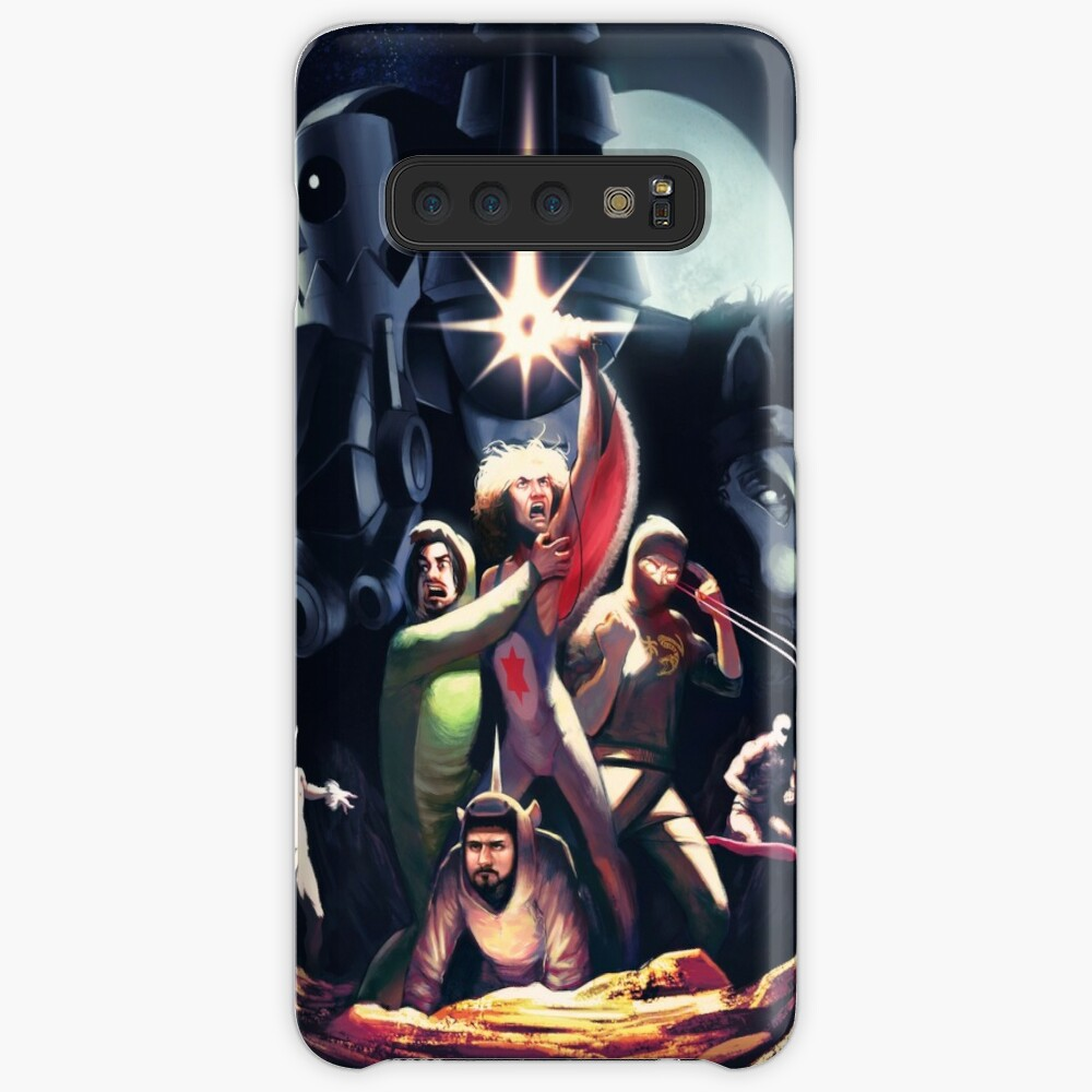 NSP TWRP Star Bomb Case & Skin for Samsung Galaxy