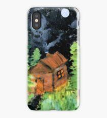 Moon haunt iPhone Case/Skin