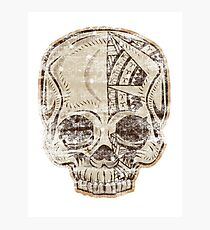 Skull Crusher Photographic Print