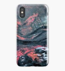 Black Blood iPhone Case/Skin
