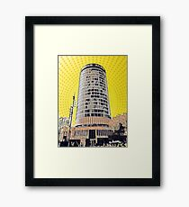 Birmingham - The Bullring Tower Framed Print