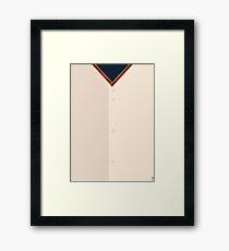 Baseball - SF Giants Framed Print