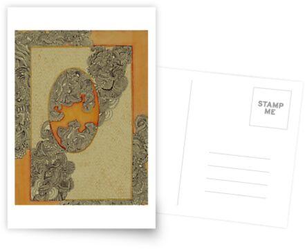 Orange - The Qalam Series by Marium Rana