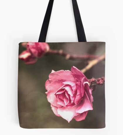 Beauty is a Light in the Heart Tote Bag