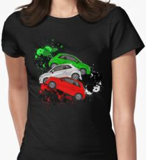 FIAT Women's Fitted T-Shirt