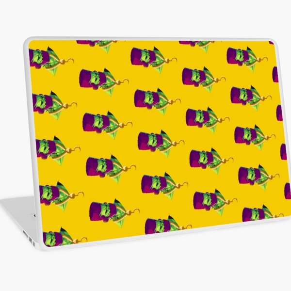 TrapJaw - Rappers of the Universe [He-Man] Laptop Skin
