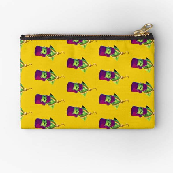 TrapJaw - Rappers of the Universe [He-Man] Zipper Pouch