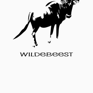 Wildebeest by SuperDeathGuy