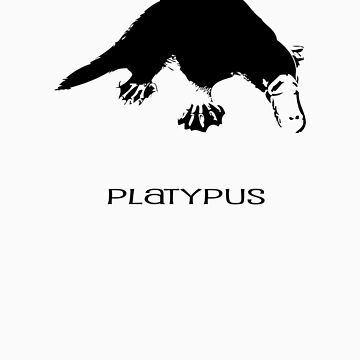The Terrible Platypus by SuperDeathGuy