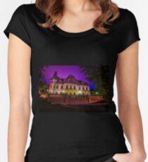 Vienna, Austria Women's Fitted Scoop T-Shirt