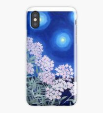 Stars and Flowers iPhone Case