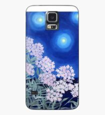 Stars and Flowers Case/Skin for Samsung Galaxy