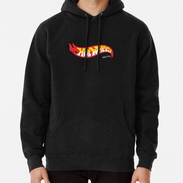 Hot Wheels Merchandise Pullover Hoodie
