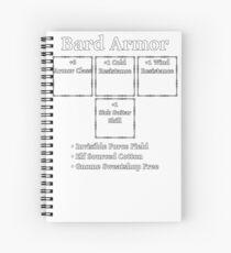 Bard Spells 5e Spiral Notebooks | Redbubble