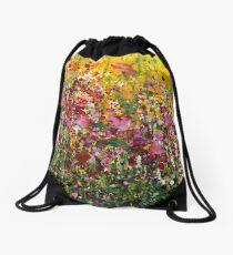 Flora & May Signature Piece Drawstring Bag