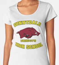 Sunnydale High School I Survived Class of 1999 Women's Premium T-Shirt