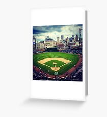 Heart of the city  Greeting Card