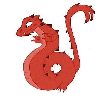 Red Dragon by JoshCooper