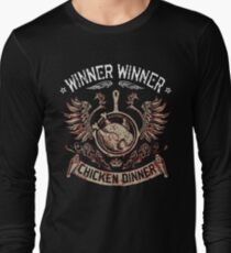 PUBG winner winner special Long Sleeve T-Shirt