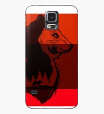 bear flag forever Case/Skin for Samsung Galaxy