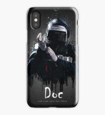 Doc iPhone Case
