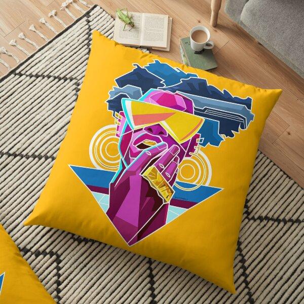 WOKE - Black & Beautiful Floor Pillow