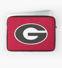 Georgia Bulldogs Laptop Sleeve