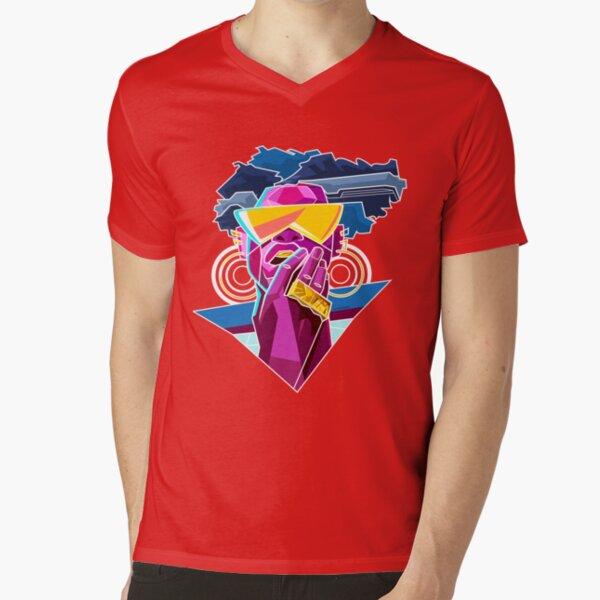WOKE - Black & Beautiful V-Neck T-Shirt
