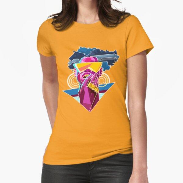 WOKE - Black & Beautiful Fitted T-Shirt