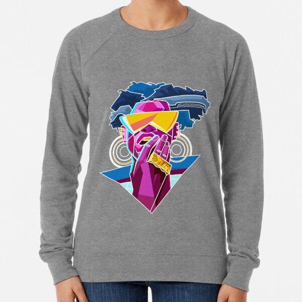 WOKE - Black & Beautiful Lightweight Sweatshirt