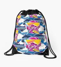 WOKE - Black & Beautiful Drawstring Bag