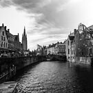Bruges, Belgium by Kelly McGill