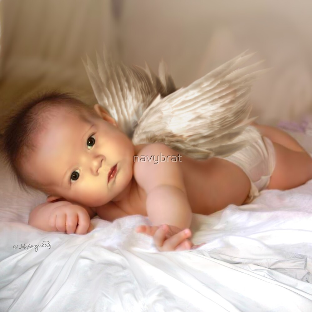 A Christmas Angel for David Parkin by navybrat