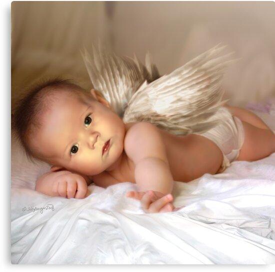 A Christmas Angel for David Parkin by navybrat