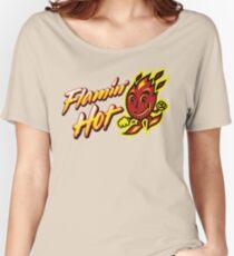 Flamin' Hot Women's Relaxed Fit T-Shirt