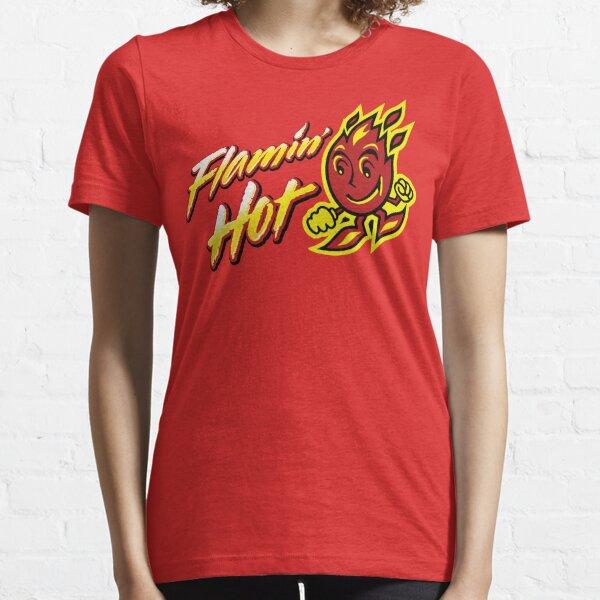 Flamin' Hot Essential T-Shirt