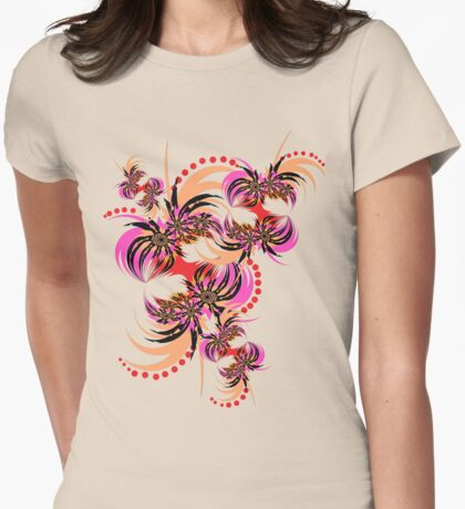 abstract feathers T-Shirt