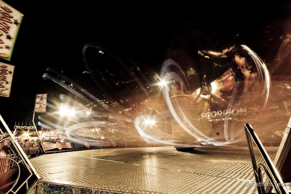 The Swirling Scorpion by Jonathan Yeo