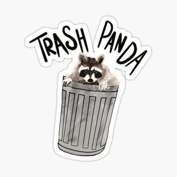 Trash Panda Sticker