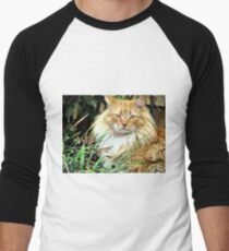 King Of My Jungle - Florida Men's Baseball ¾ T-Shirt