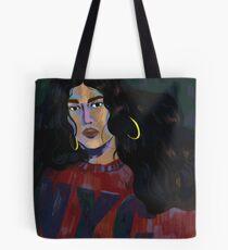Rap queen Tote Bag