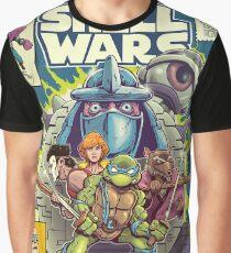 Shell Wars Graphic T-Shirt