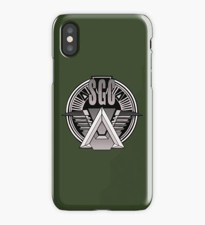 Stargate Command iPhone Case